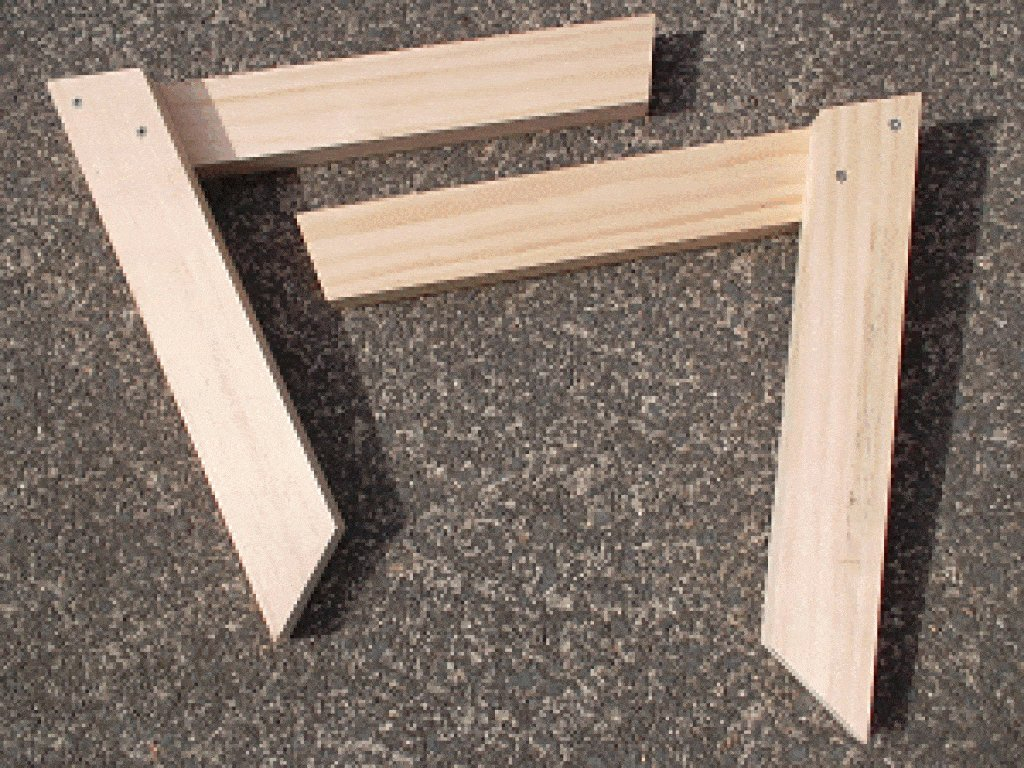 Compact Folding Picnic Table