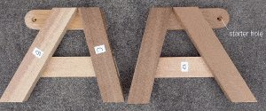 One-Piece Folding Picnic Table out of 2×4 Lumber : step 4a