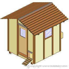 Chicken Coop Image 2