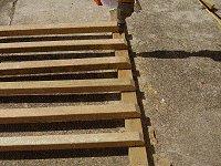 Treehouse Plan : Make the Treehouse Handrail