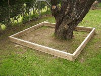 Treehouse Plan : Boundary Joist