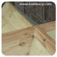 ridge beam fitted 3