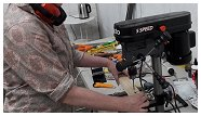 stick chair hole drilling