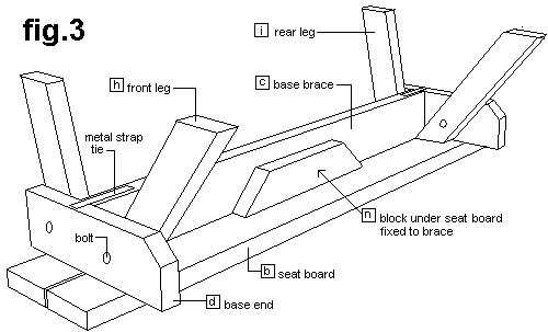 2 Piece Convertible Picnic Table Plan : Legs On