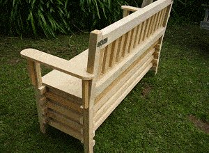 Boot Bench : Picture