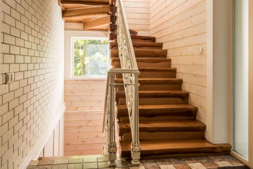 Eclectic Stairs For a Modern Home