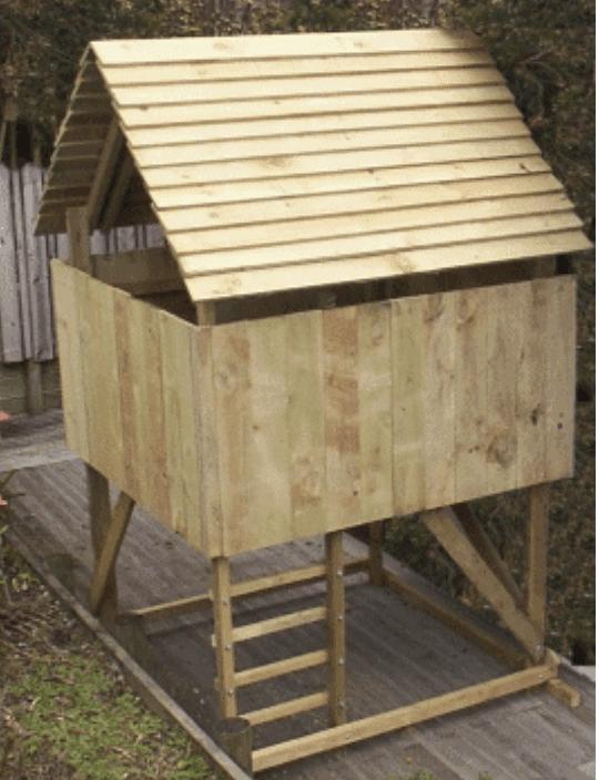 Trapdoor Fort