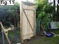 basic 6ft garden gate 11