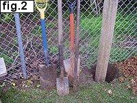 6ft High Fence Gate : Mark the Hole