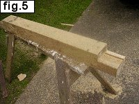 6ft High Fence Gate : Concrete