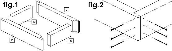 Basic Planter Box : Plan Pieces
