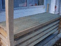Boot Bench : Making the Boot Box Frame 10