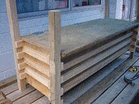 boot bench 11