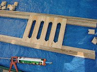 Boot Bench : Making the Back Rest 5