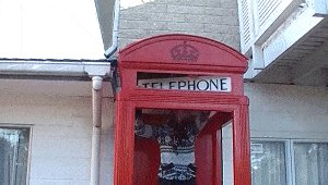 K2 Telephone Booth Assemble 5