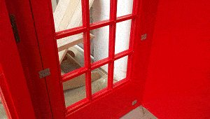 K2 Telephone Booth Assemble 6