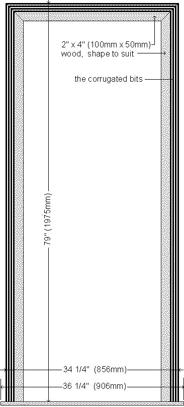 K2 Telephone Booth Body Plan 1