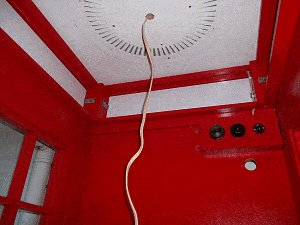K2 Telephone Booth Ceiling 12