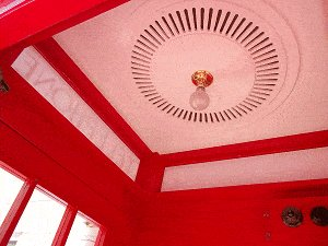 K2 Telephone Booth Ceiling 13