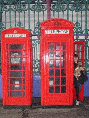 Telephone Booth k2 6