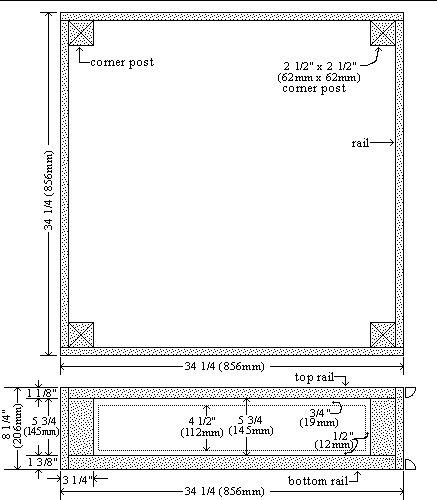 K2 Telephone Booth Neck Plan