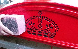 K2 Telephone Booth Paint 4