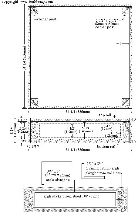 K2 Telephone Booth Plans Neck