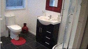 Bathroom Do-Over : Call a Plumber