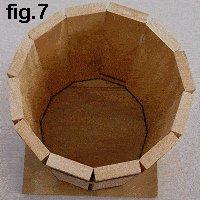 Decorative Wooden Bucket : Sand Bucket