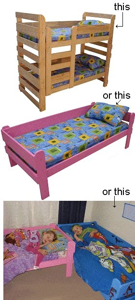 bunk bed front page