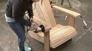 Cape Cod Chair : Final Touches