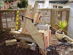 Concrete Chair : More Back Cover and More Concrete