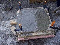 Concrete Post Cap Plans : All the Concrete In