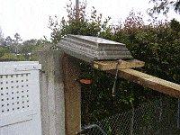 Concrete Post Cap Plans : Lifting the Cap