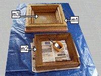 Concrete Post Cap Plans : Oil Frame