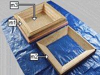 Concrete Post Cap Plans : Picture Frame