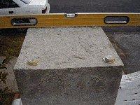 Concrete Post Cap Plans : Preparing Post Top