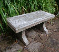 Concrete Seat : Picture 1