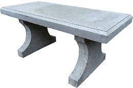 Concrete Seat Picture