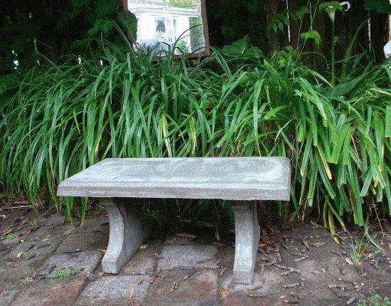 Concrete Seat : Picture 2