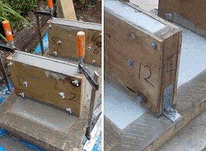 Concrete Seat Plan : Discard the Angle Brackets
