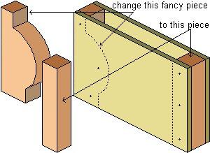 Concrete Seat Plan : Discard the Fancy  Shaped (e) Pieces