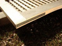 Driveway Gates Plans : Adding Galvanized Metal Strap