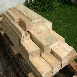 Extendable Picnic Table : Cut all the Pieces