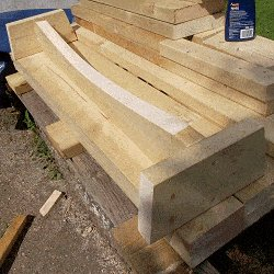Extendable Picnic Table : Fix the Seat-Top Support to the Brace