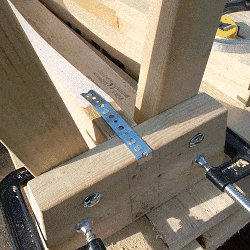 Extendable Picnic Table : Finish the First Seat