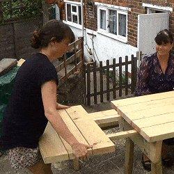 expandable picnic table 21