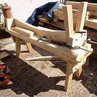 expandable picnic table small 09
