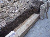 Garden Steps : Make the First Tread