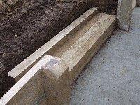Garden Steps : Position the Next Riser